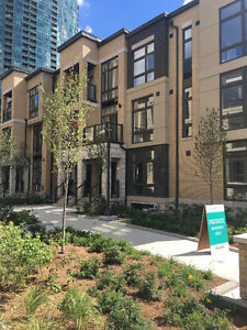 Brand New 2 Bdrm Townhouse - Yonge And Finch