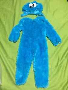 Cookie Monster 6-12m Costume