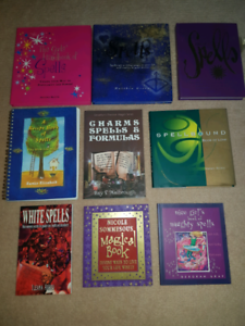 Esoteric books various titles