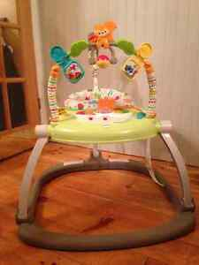 Fisher Price Woodland Friends Space Saver Jumparoo Peterborough Peterborough Area image 1