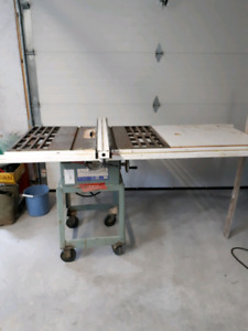 King table saw 2 horsepower $150 or best offer