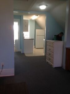 Available April 1st Furnished studio apartment