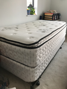 Twin Bed by Sealy