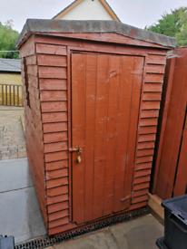 Garden shed 6x4.