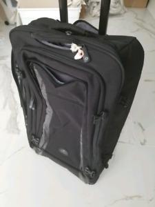 Duffel suitcase on wheels Samsonite