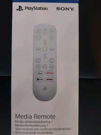 BRAND NEW PS5 MEDIA REMOTE