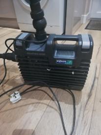 Hazelock Aquaforce 6000 Pump and Filter