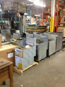 A1 USED DEEP FRYERS FOR SALE WITH WARRANTY $400