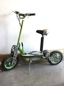 E-Bike/E-Scooter GREEN MACHINE (Electric)