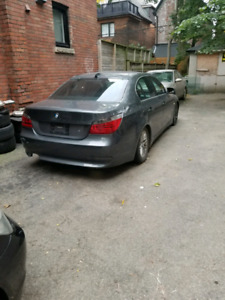 2005 Bmw 530i  6 speed sport manual
