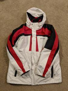 Men's XL Columbia 3 in 1 Winter Jacket with Omni-Heat