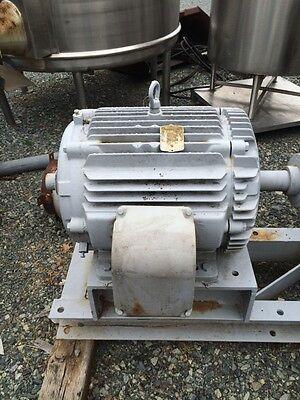 100 Hp Motorsuper E W Paco 1800 Gpm Water Pump- Catelog Ecf4400t-4