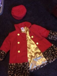 3T girls coat