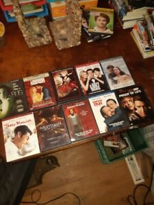 """""""16"""" GOOD ADULT DVD MOVIES IN GREAT SHAPE."""