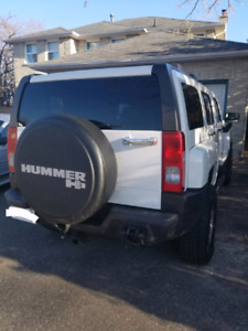 Hummer H3 Luxury (Open to Trades)