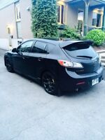 2010 MAZDASPEED 3 TURBO 77000km!!