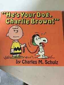 He's Your Dog, Charlie Brown! 1968 Edmonton Edmonton Area image 1