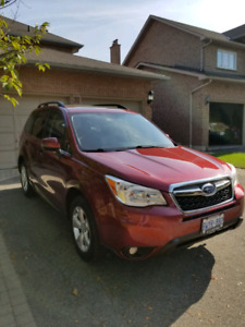 2014 SUBARU FORESTER LIMITED EDITION AWD