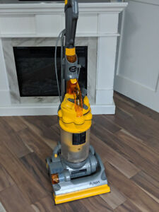 Dyson DC14 All Floors Vacuum Cleaner-Powerful Cleaning, Bagless