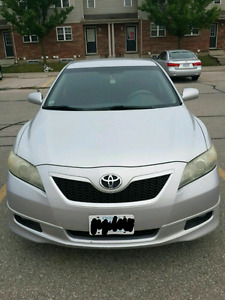 2007 camry SE priced to sell