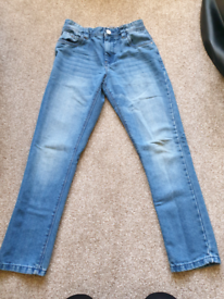 2 pairs of boys Next jeans
