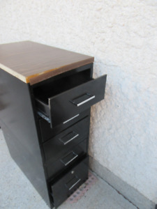 FILING CABINET - GREAT TO STORE TOOLS IN
