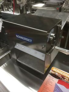 NRA Food Show Special - Somerset CDR-100 Dough Sheeter