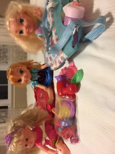 Toys...dolls