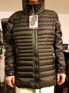 XXL canadian goose down coat. Brand new.   Originally $220.00