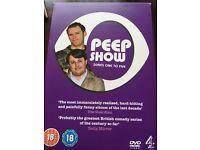 Peep show DVD box set series 1-5