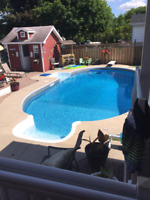 ANYTHING SWIMMING POOLS, Call 705-761-6018, Installation+Repair