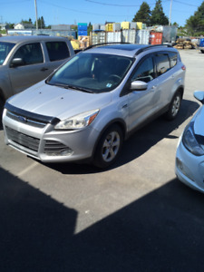 2014 FORD ESCAPE VERY WELL OPTIONED