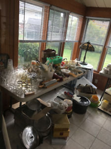 Estate Sale Sat. Oct 19 7:30am, 4 PRINCE ROBERT Ct ST CATHARINES