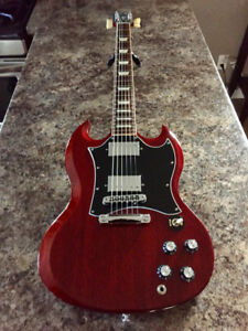 Sell or Trade, 2016 Gibson SG Standard w Case, Mint, Like New