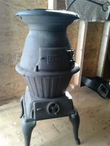 Antique Sears RoeBuck Stove