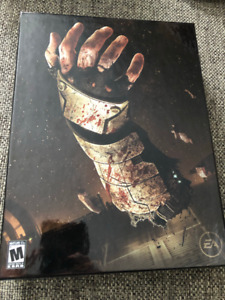 Dead Space Ultra Limited Edition, super rare, like new