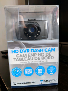Scosche 1080p HD Dvr Dash Cam