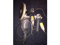 Bosch grinders