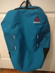 REEBOK backpack gym bag