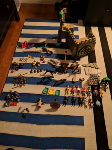 PLAYMOBIL + Castle + Knights + Accessories