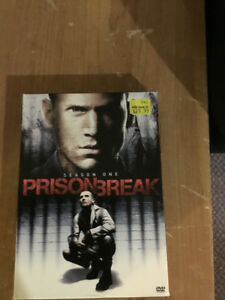 EUC Prison Break DVD Season 1 and BNIP season 2