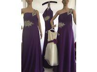 Bridesmaids Dresses three plus optional child's Dress Perfct Gorgeous