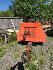 HEAVY DUTY TOW BEHIND COMPRESSOR FOR SALE