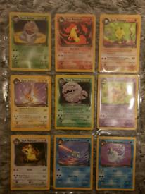 1996 pokemon cards