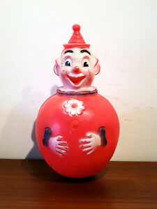 Vintage Roly Poly Clown