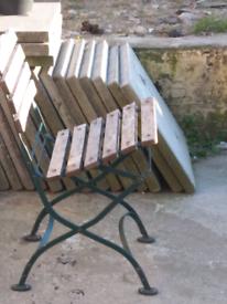 Fabulous stylish bistro chairs
