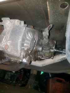 In need of a 231 d transfer case with speed sensor in tail stock