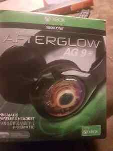 Wireless Xbox one headset never used