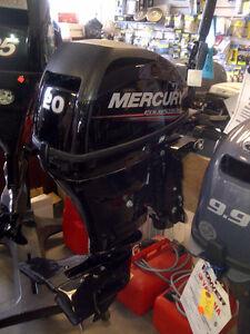 2014 Mercury 20HP 4 Stroke