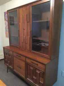 China Cabinet - Antique